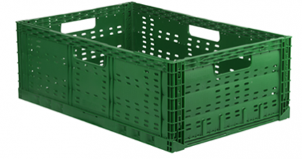 Foldable crate N6422